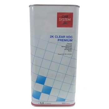 CarSystem 2K Klarlack VOC Premium 5,0 Liter