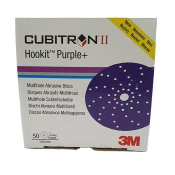 3M Cubitron II Hookit 737U Schleifscheiben 150mm