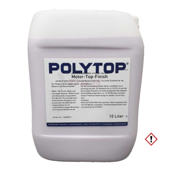 Polytop Motor-Top-Finish 10 Liter Motorkonservierer