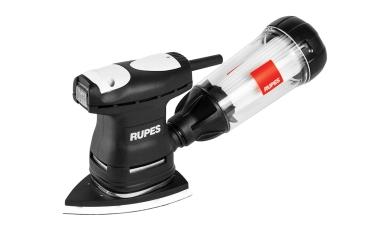 RUPES LS71 TE mini Deltaschleifer Schwingschleifer 100x150mm 2mm Hub + Filter