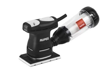 RUPES LE71TE Mini Schwingschleifer 200W 2 mm Hub 80x130 mm