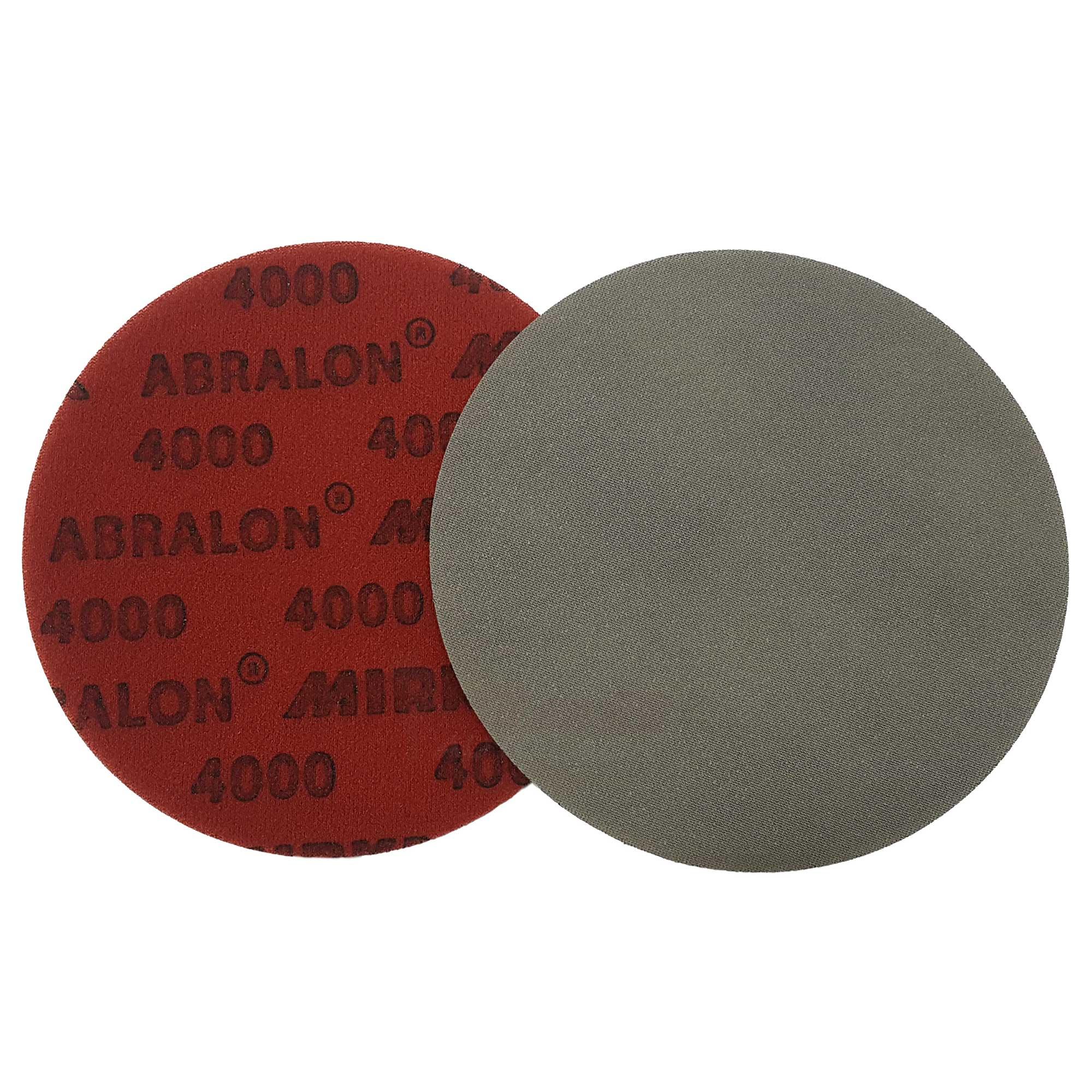 Mirka Abralon Schleifscheiben P180 bis P4000 Klett 10 Stück